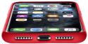 CellularLine Sensation silikonové pouzdro pro Apple iPhone 11 Pro Max, červená