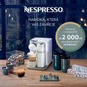 Nespresso - nabídka, která Vás zahřeje