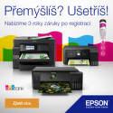 Dodatečná záruka k produktům Epson