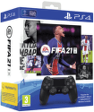 Sony PS4 Dualshock 4 v2 černý + FIFA 21