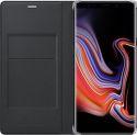 Samsung Leather pouzdro pro Samsung Galaxy Note9, černá