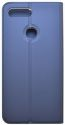 Mobilnet Metacase knížkové pouzdro pro Xiaomi Mi 8 Lite, modrá