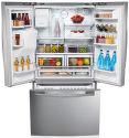 SAMSUNG RFG23UERS1/XEO - nerezová americká chladnička