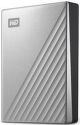 WD My Passport Ultra 4TB USB-C/USB 3.0 stříbrný