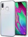 Spigen Liquid Crystal pouzdro pro Samsung Galaxy A40, transparentní