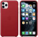 Apple kožený kryt pro iPhone 11 Pro Max, (PRODUCT) RED