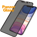 PanzerGlass EdgeToEdge tvrzené sklo pro Apple iPhone 11/Xr, černá