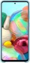 Samsung Silicone Cover pro Samsung Galaxy A71, modrá