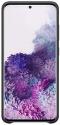 Samsung Leather Cover pouzdro pro Samsung Galaxy S20, černá