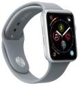 Sbs remienok pre Apple Watch 44 mm M/L bledosivá