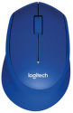 Logitech M330 (modrá) - myš