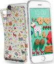 SBS Dream Xmax pouzdro pro Apple iPhone 8/7/6S, vánoční motiv