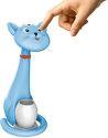 Promate Tom stolní lampa modrá
