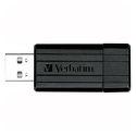 Verbatim Store 'n' Go PinStripe 64 GB černý