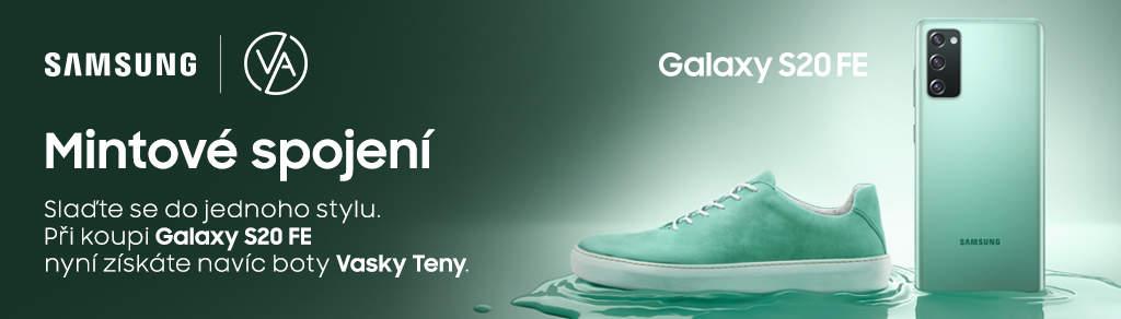 Tenisky Vasky k Samsung Galaxy S20 FE / S20 FE 5G