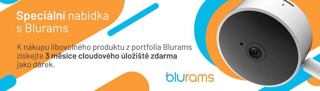 Speciální nabídka s Blurams
