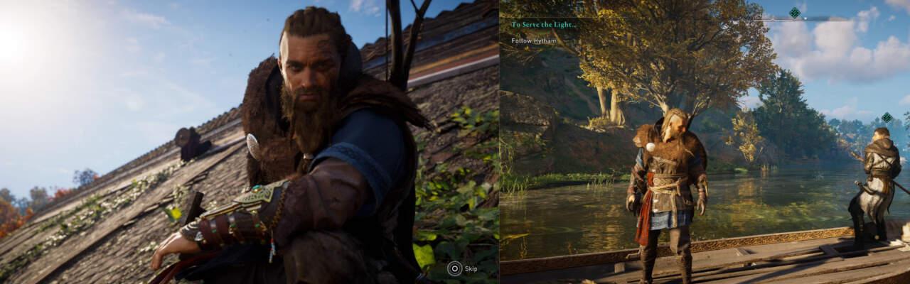 Assassin's Creed Valhalla: V kůži vikingského válečníka