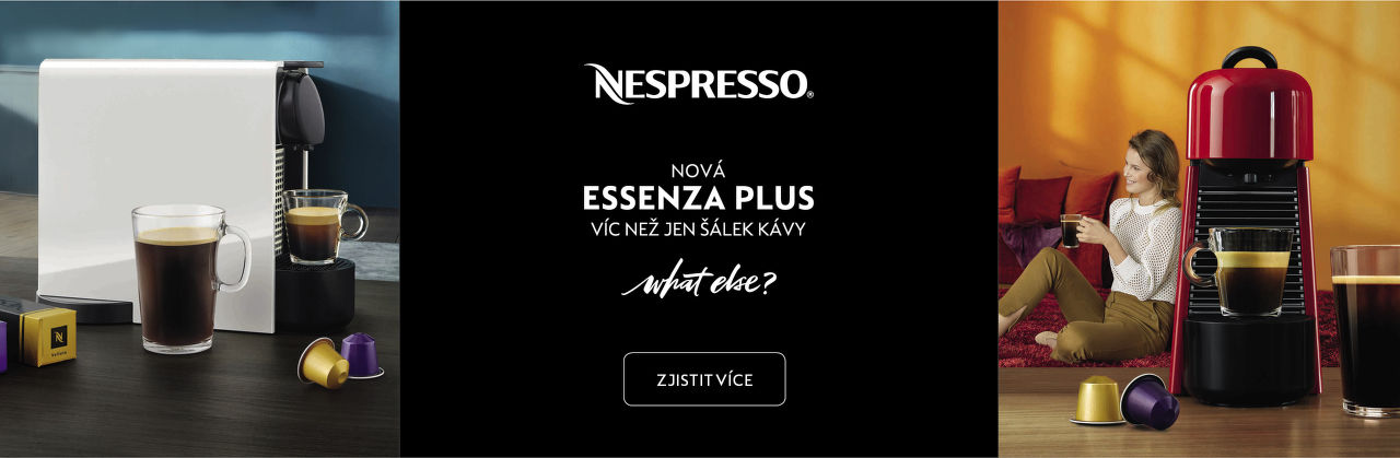 Nespresso Essenza Plus