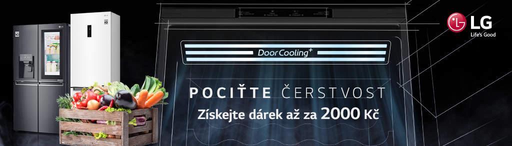 Voucher na svetbedynek.cz k nákupu chladniček LG