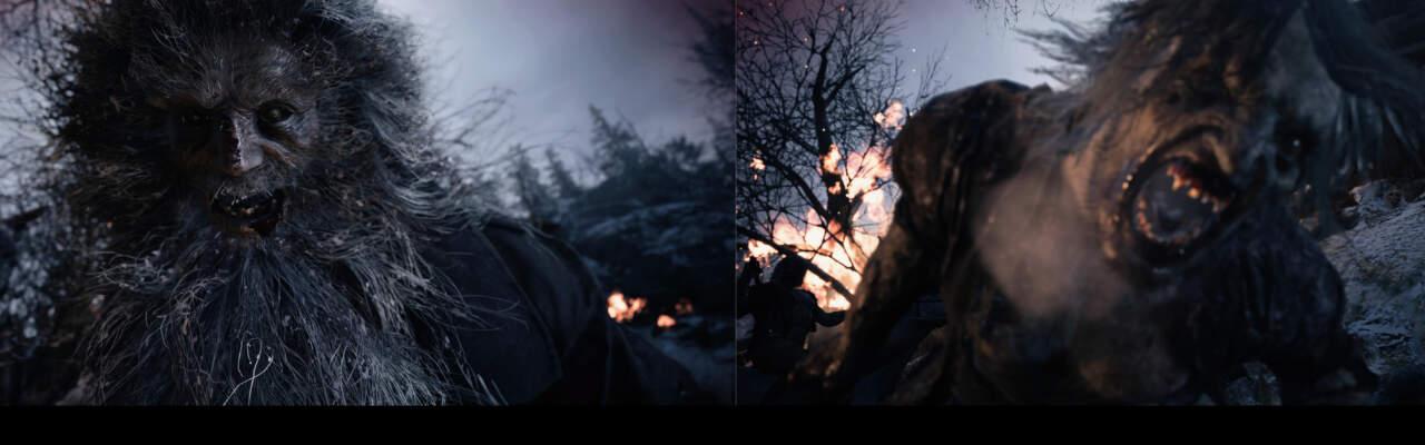 Resident Evil 8: Village vás naservíruje monstrům k večeři