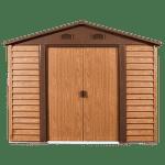 Skleníky, zahradní domky, kompostéry a pěstování