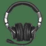 Headsety a mikrofony
