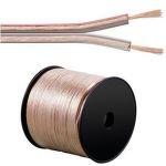 Kabely k reproduktorům