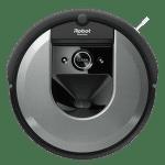 Chytré robotické vysavače