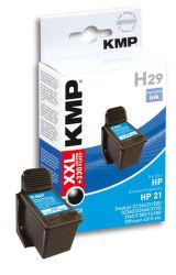 KMP H29 komp. recykl. náplň pro HP C9351AE