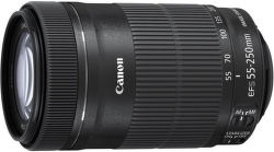 Canon EF-S 55-250mm f/4-5.6 IS STM - objektiv