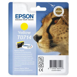 Epson C13T07144021 žlutá - cartridge