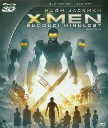 BD F - X-Men: Budoucí minulost (2D + 3D)