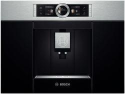 BOSCH CTL636ES1 (černá) - Vestavěné espresso