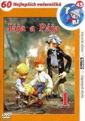 Jája a Pája 1, 2 - DVD