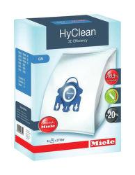 Miele HyClean G/N 3D sáčky do vysavače (4ks+2 filtry)