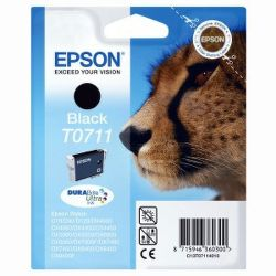 EPSON T0711 black (gepard) - atrament