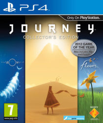 Journey Collectors Edition - hra pro PS4
