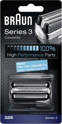 Braun CombiPack Series 3-32S holicí fólie a břitový blok