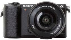 Sony Alpha 5100 + E PZ 16–50 mm F3,5–5,6 OSS (černý)