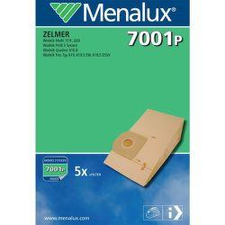Menalux X7001 - sáčky do vysavače