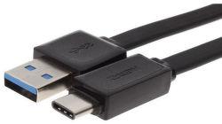 Remax datový kabel USB - C ,černý