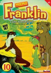 Franklin a jeho dobrodružství 10 - DVD