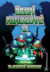 Želví nindžové 2: Tajemství tekutiny - DVD film