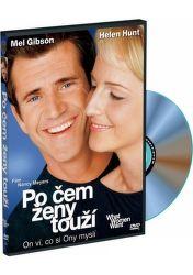 Po čem ženy touží - DVD film
