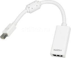 Hama 53246 adaptér, mini DisplayPort - HDMI