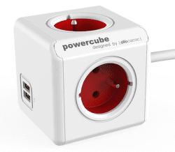 PowerCube Extended USB (červený)