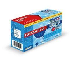 Marimex Aquamar Start chemický set (Shock, Triplex Mini, pH-, tester)