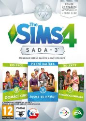 The Sims 4 Bundle Pack 3 - hra na PC