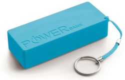Extreme Power Bank Quark 5000 mAh (modrá)