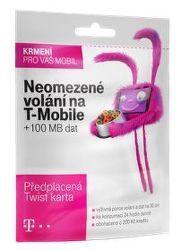 T-Mobile Twist V Síti - GSM karta